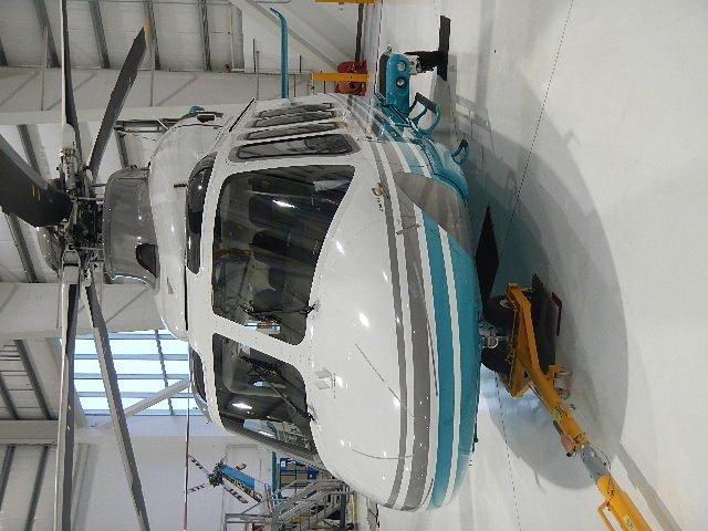 AW139 Exterior