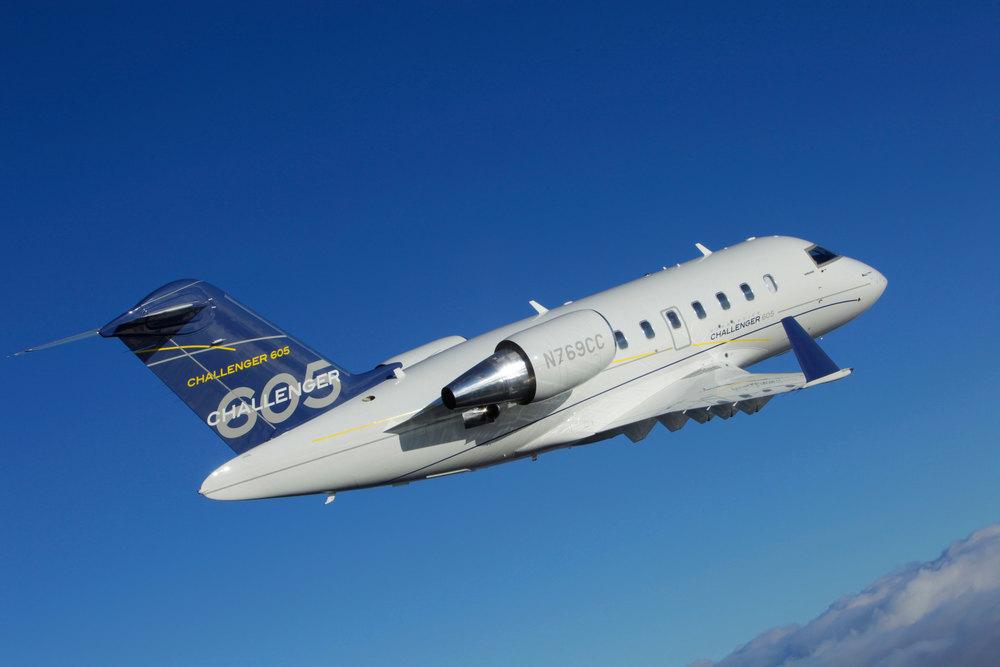 Altus Aviation Bombardier Challenger 605 September Market Update