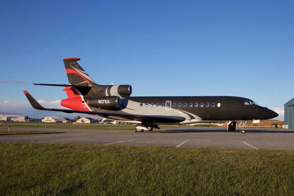 2012 Dassault Falcon 7X For Sale