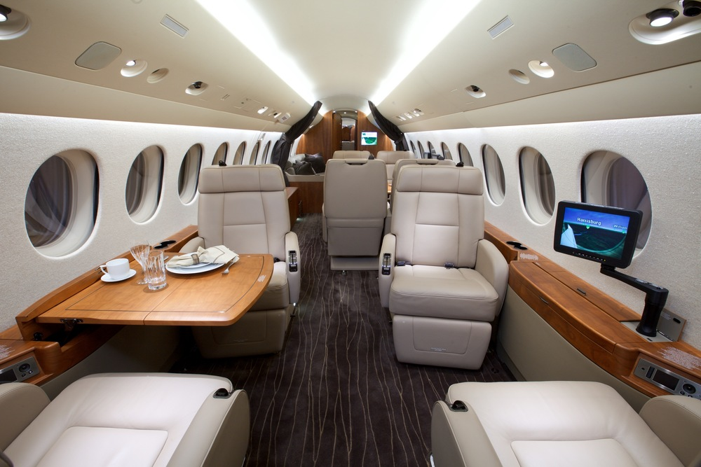 2012 Dassault Falcon 7X For Sale