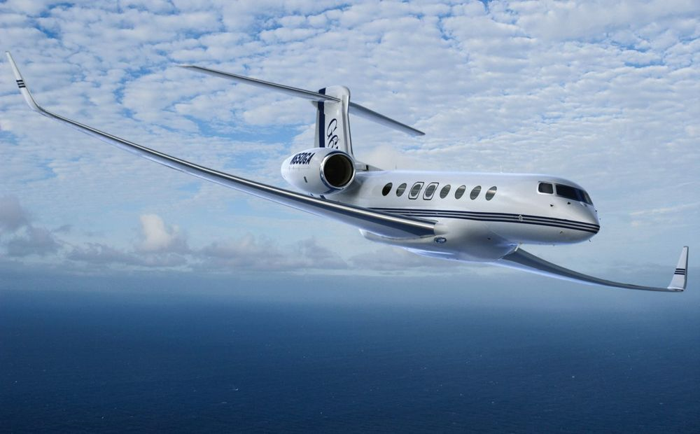 Altus Aviation Gulfstream G650 Monthly Market Report - July 2016