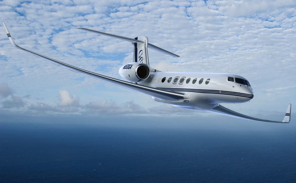 Altus Aviation Gulfstream G650 Market Report September 2016