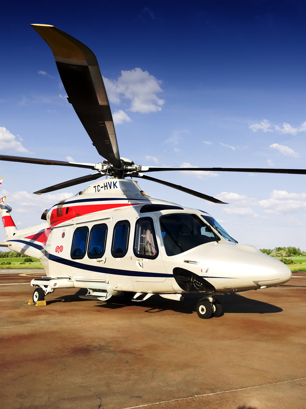 2007 Agusta Westland 139 For Sale