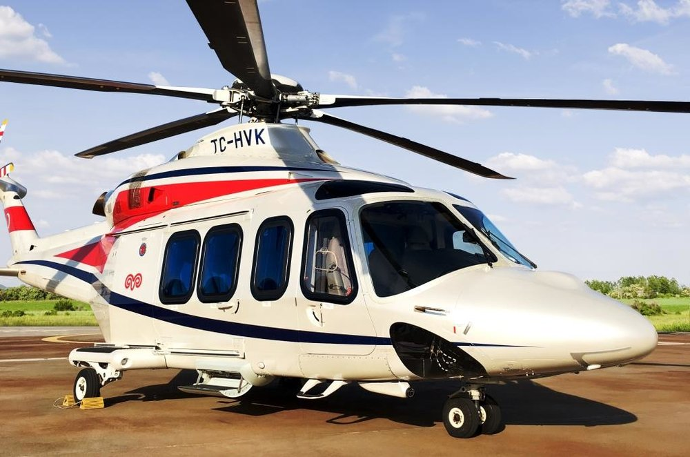 Altus Aviation AW139 For Sale Exterior 1