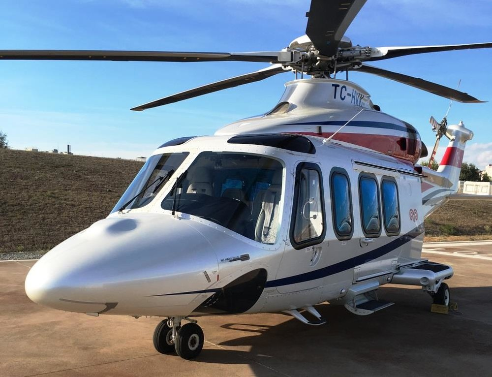 Altus Aviation AW139 For Sale Exterior 4