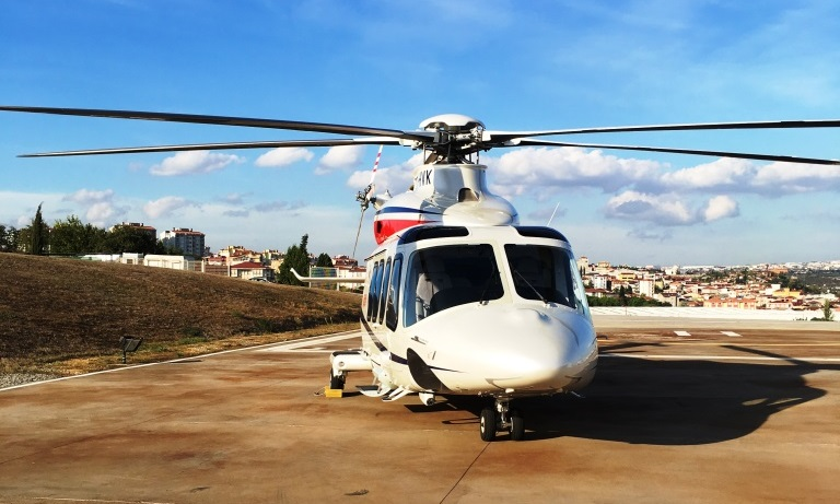 Altus Aviation AW139 For Sale Exterior 3
