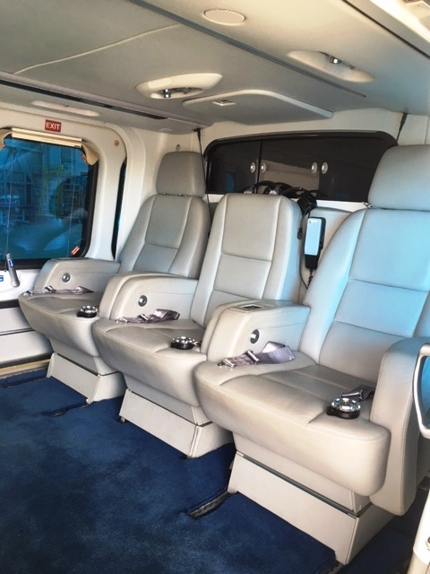 Altus Aviation AW139 For Sale Interior 2