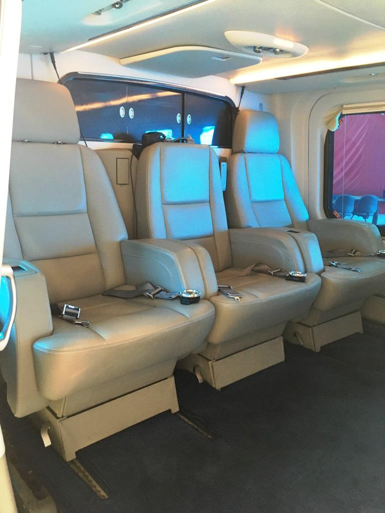 Altus Aviation AW139 For Sale Interior 1