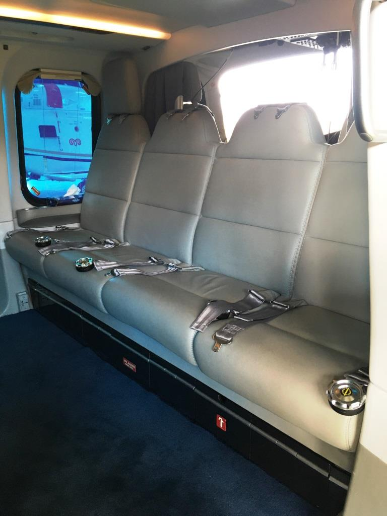 Altus Aviation AW139 For Sale Interior 4