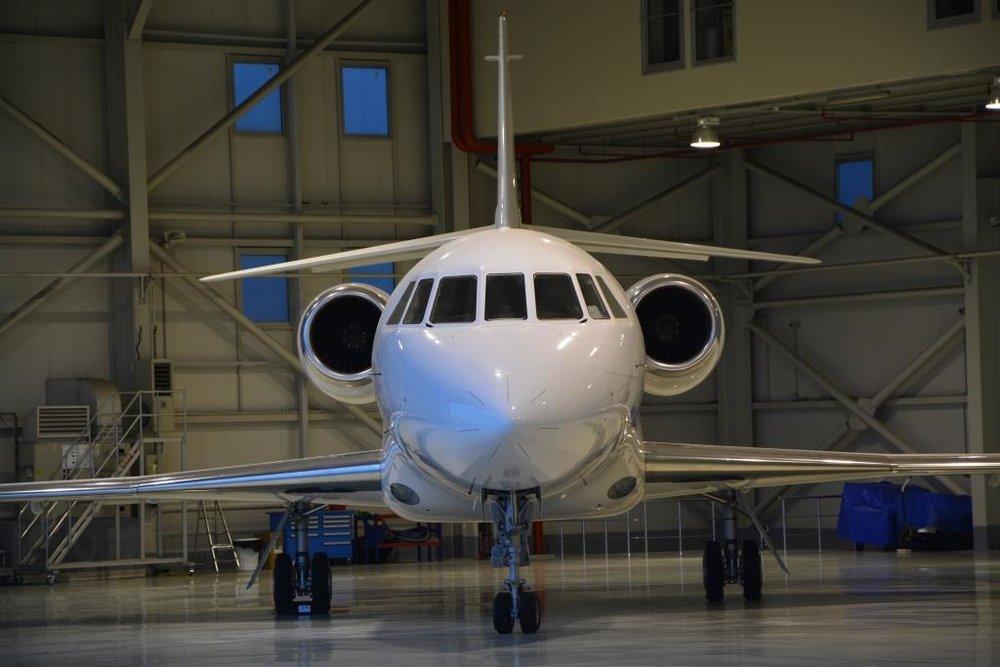 2006 Falcon 2000 Exterior 2