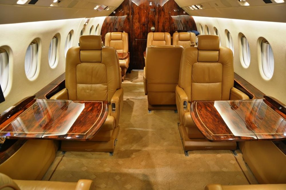 2006 Falcon 2000 For Sale Interior 2