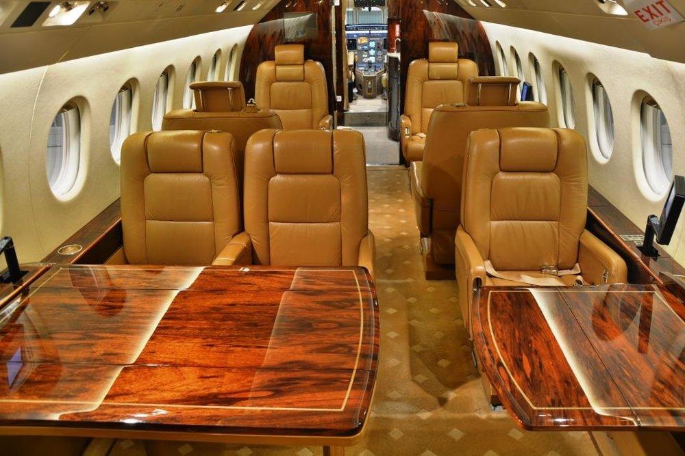 2006 Falcon 2000 For Sale Interior 7