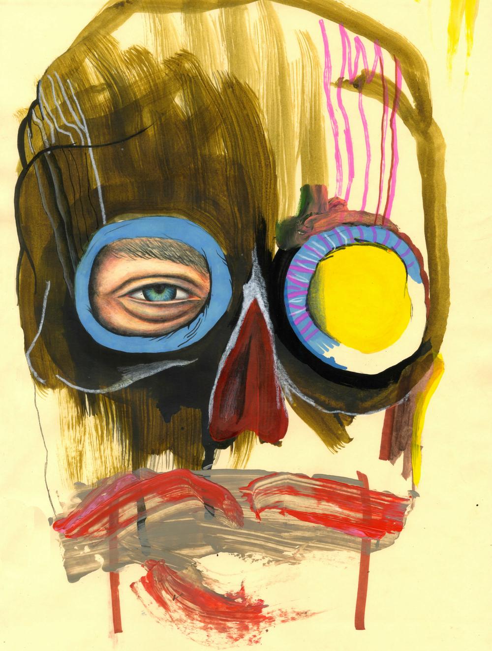 One Eyed Bandit