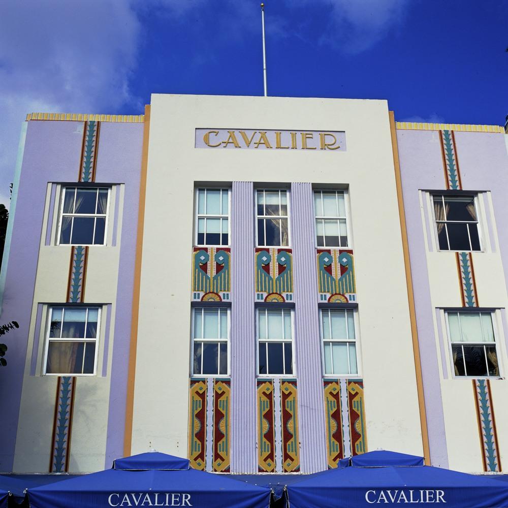Art Deco Hotels: Miami Beach, Florida