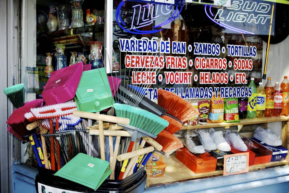 Calle Ocho: Store Front in Little Havana, Miami