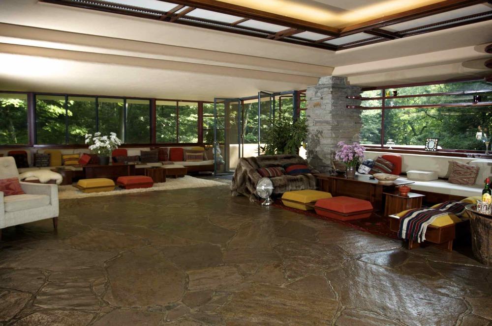 Tom Kaufman The Living Room