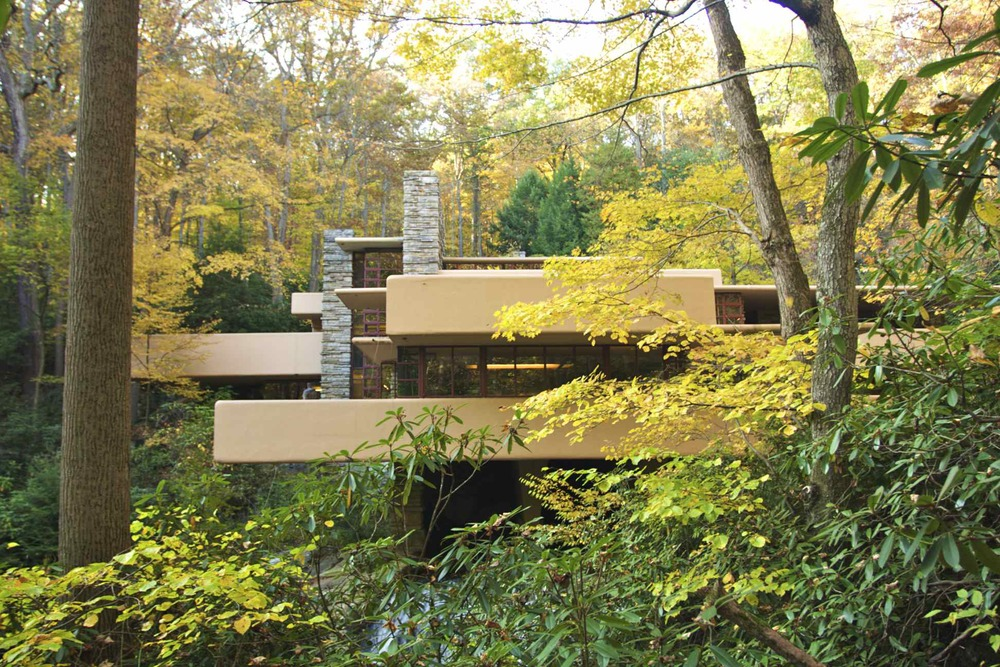 Fallingwater: Outside View