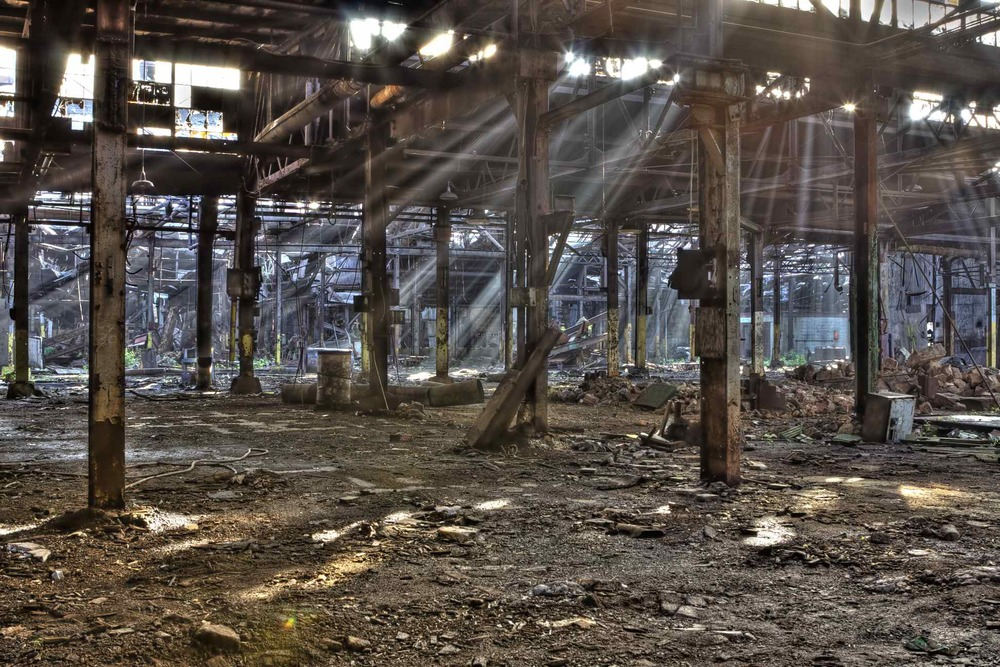 Fort Pitt Foundry: Ghosts of My Kin