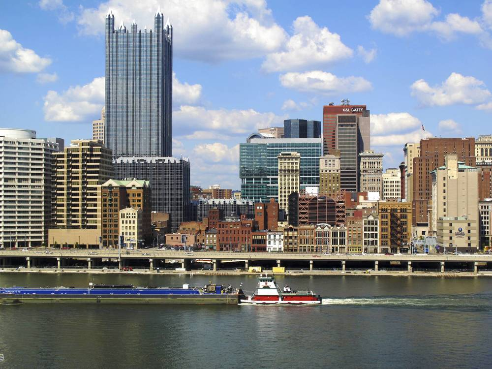 Pgh Boats: Tug Boat on the Monongahela