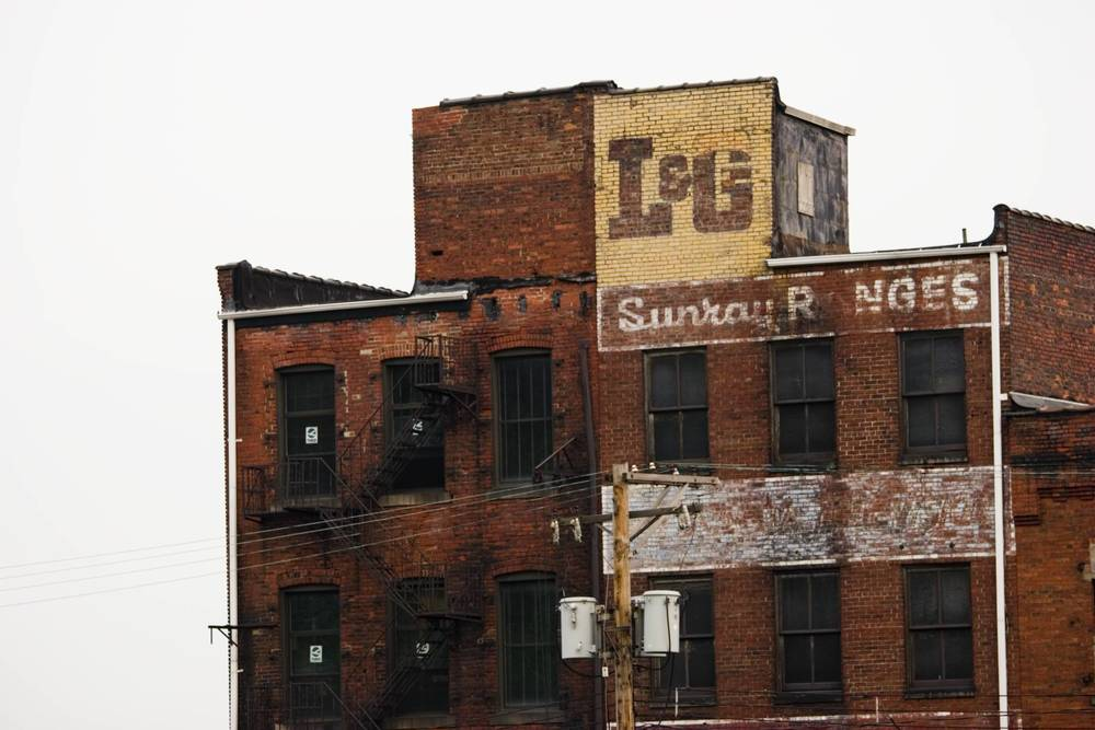 Windows and Mirrors: Windows in the Strip District
