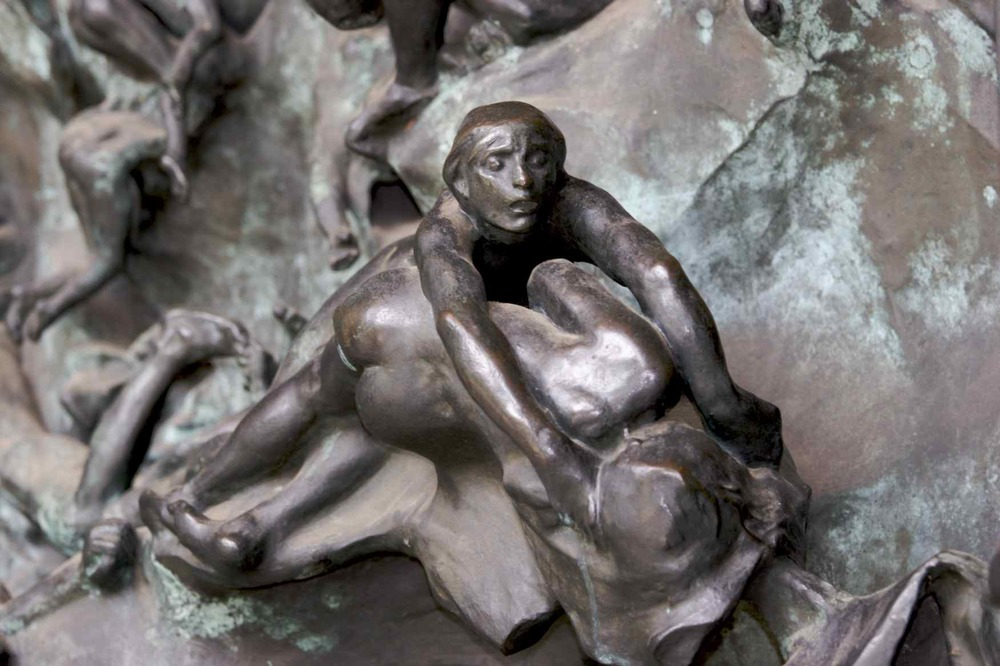 Rodin: Figure on the Gates of Hell