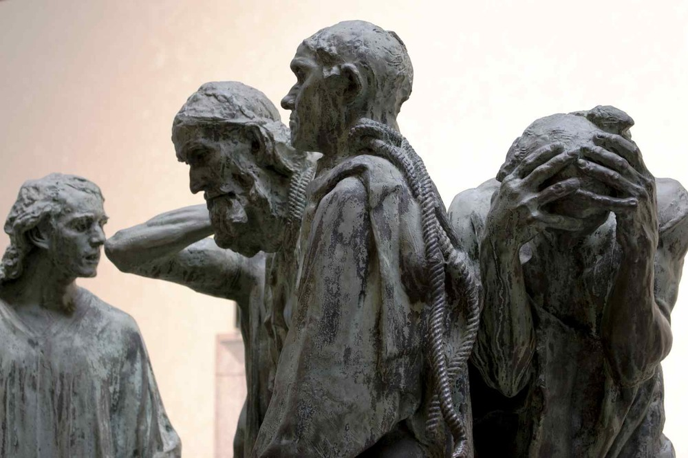 Rodin: The Burghers of Calais