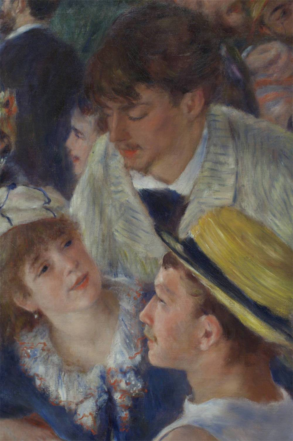 Renoir: Luncheon of the Boating Party