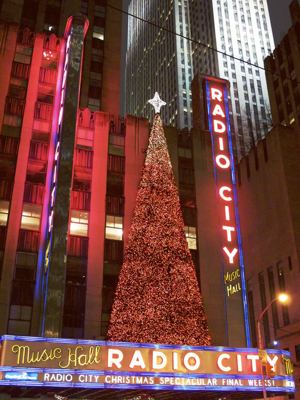 NYC Icons: Radio City Music Hall