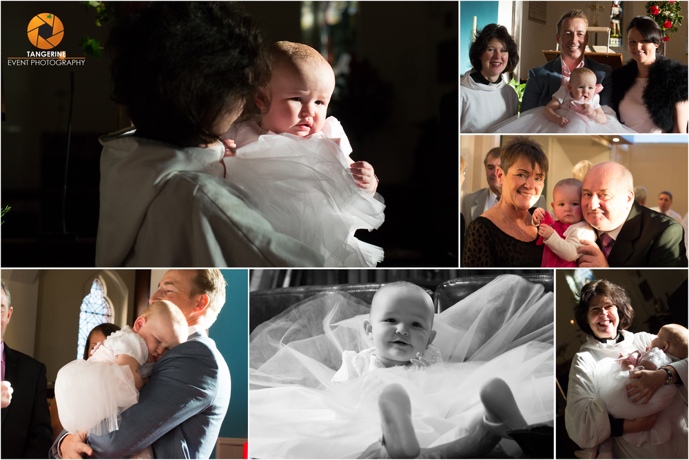 Christening Photographer at St Anne's Church, Wilmslow, Cheshire