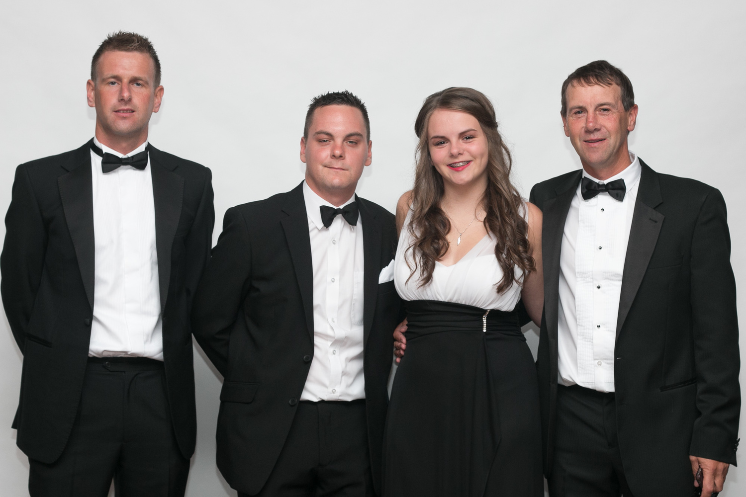 Black Tie Event Photography Imperial Hotel Blackpool Tangerine