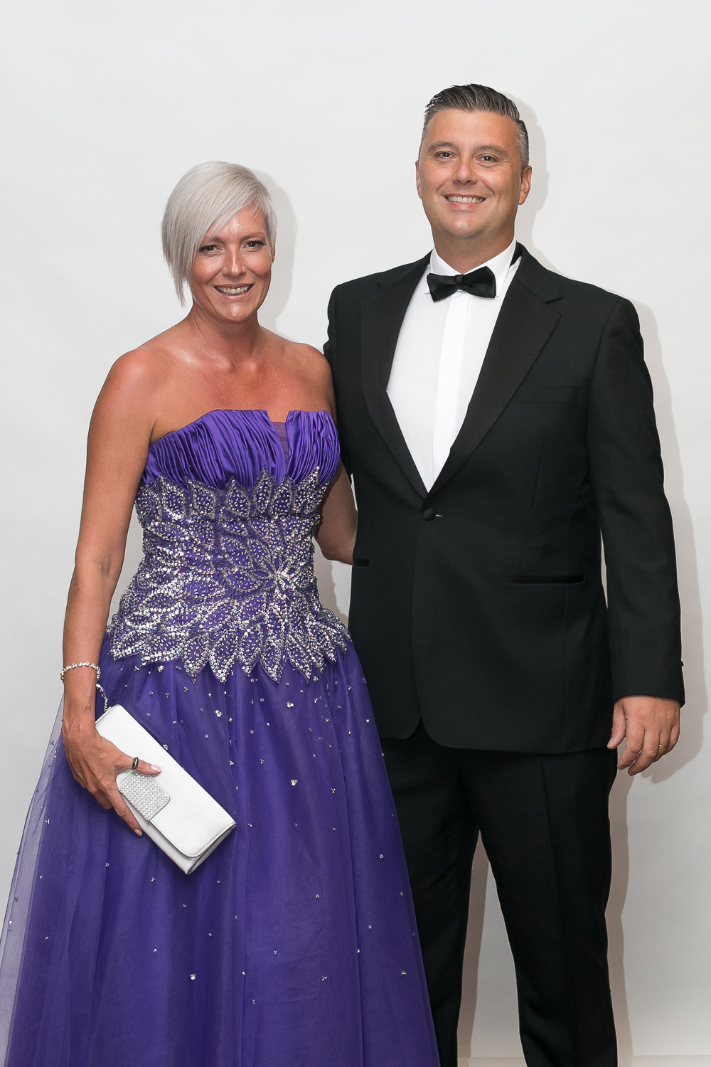 Black Tie Ball at the Imperial Hotel, Blackpool, raising money for Blackpool Vic's Cardiac Unit