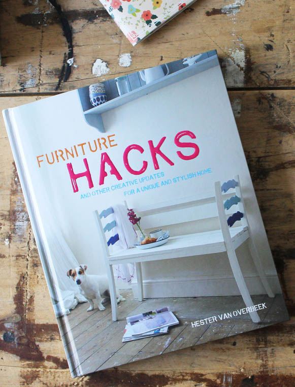 furniture hacks book