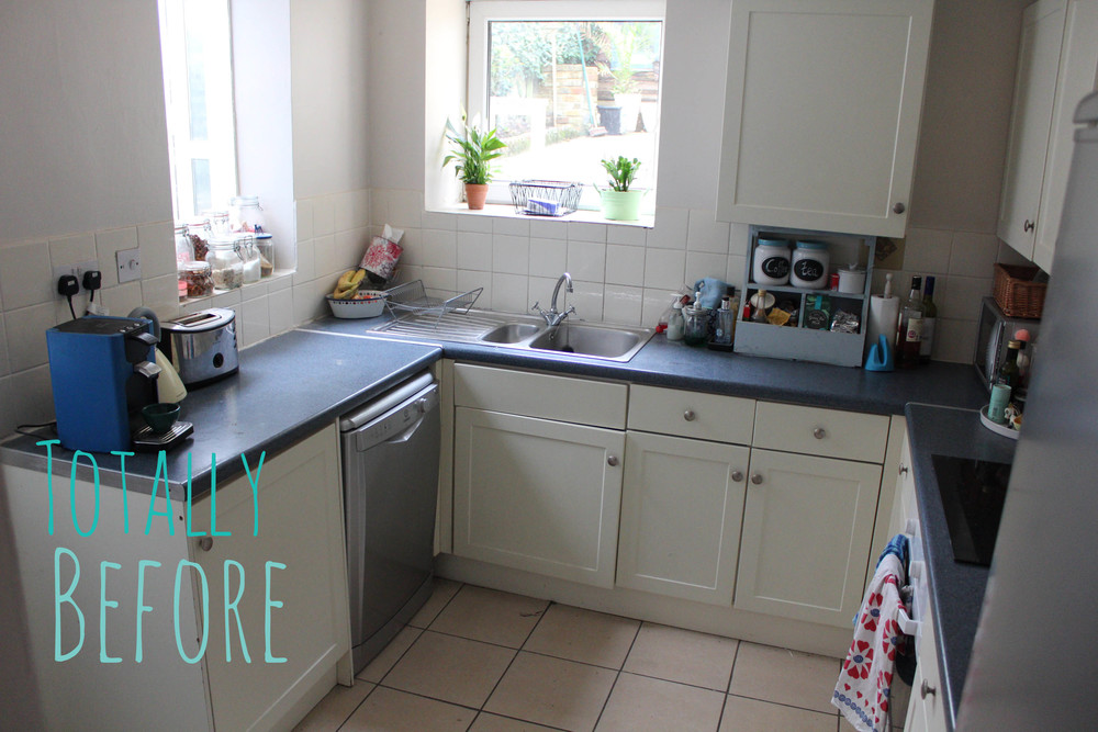 kitchen before hesters house updates