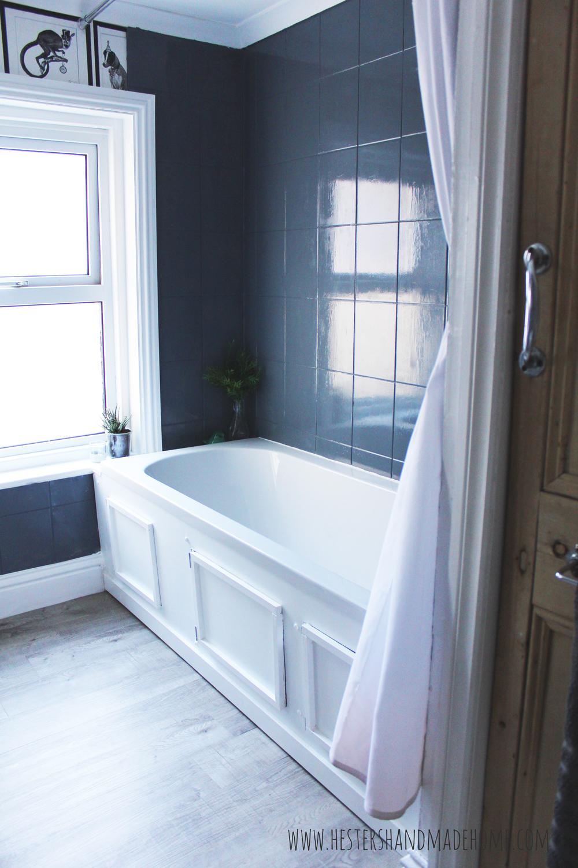 Bathroom makeover — Hester\'s Handmade Home