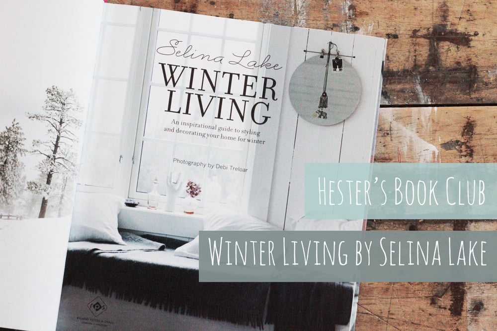 winter living book