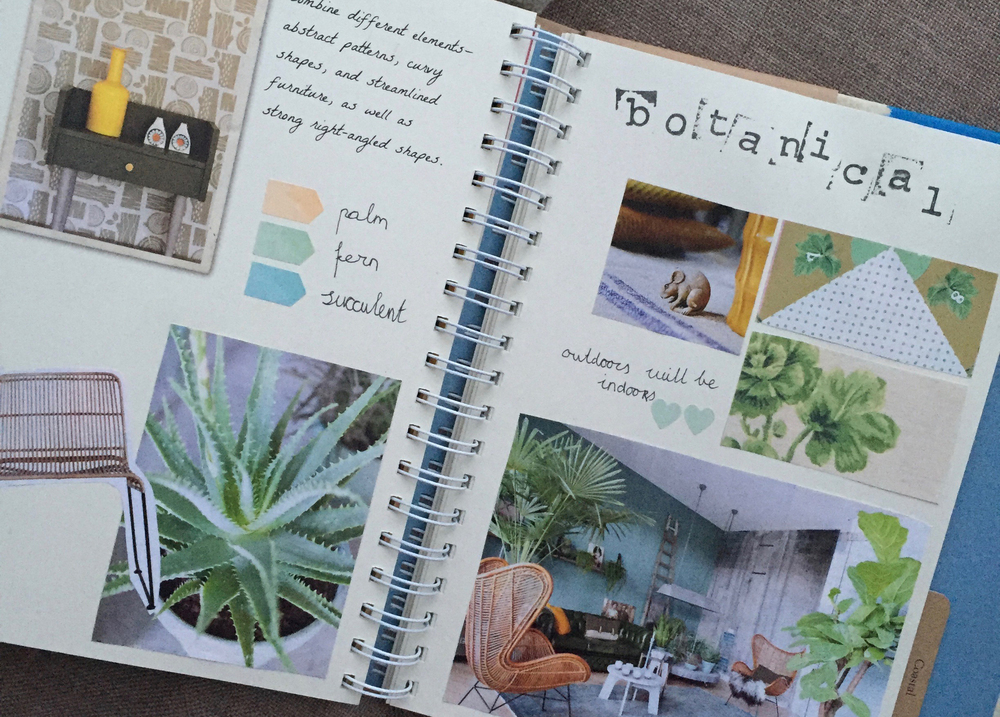 botanical theme hesters handmade home
