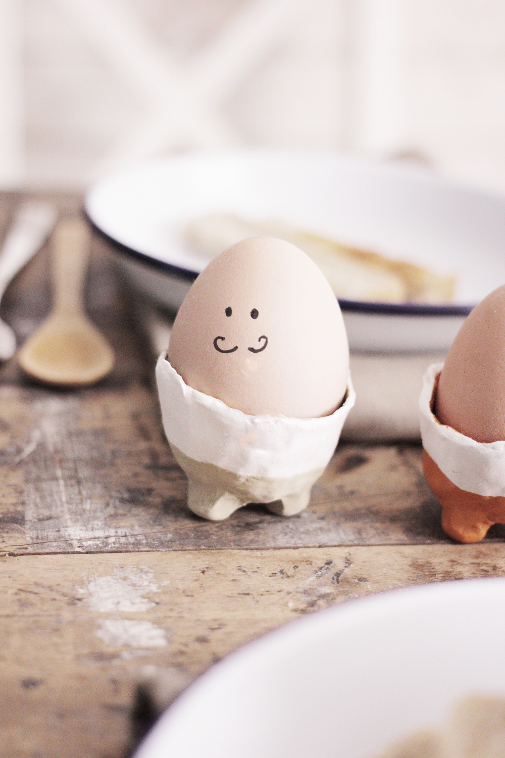 egg cups diy hesters handmade home