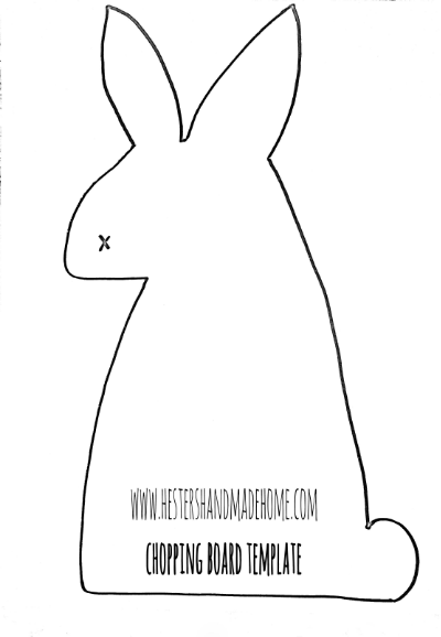 Click the image to open up the bunny template