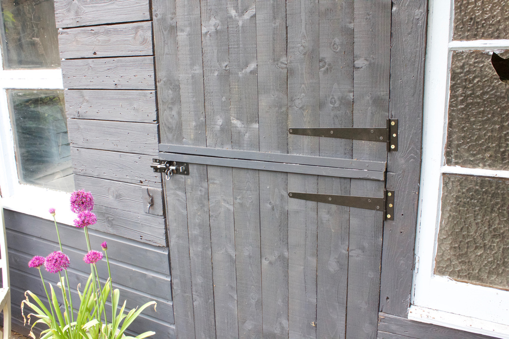 Easy build stable door tutorial by Hesters handmade home