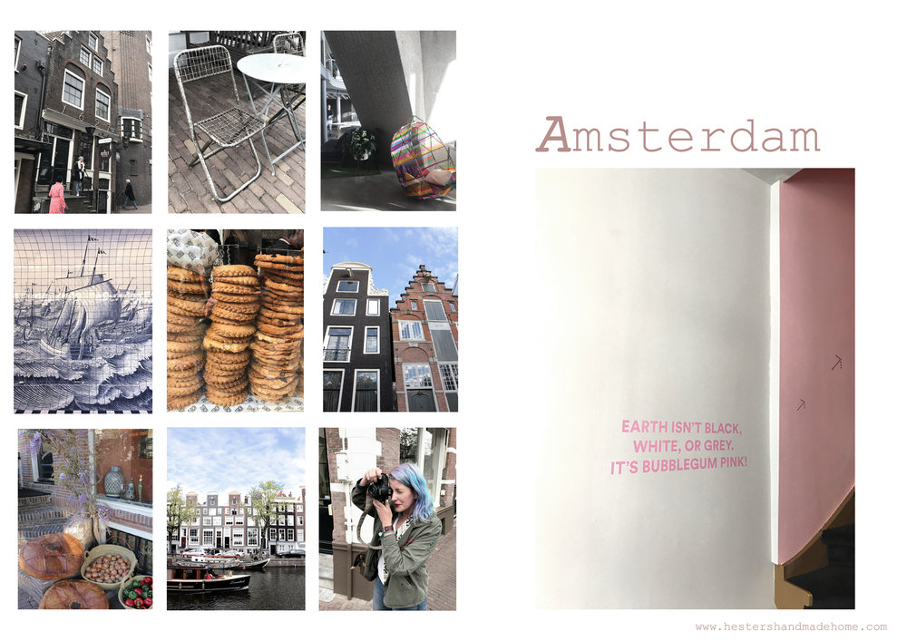 Amsterdam city guide by HHH
