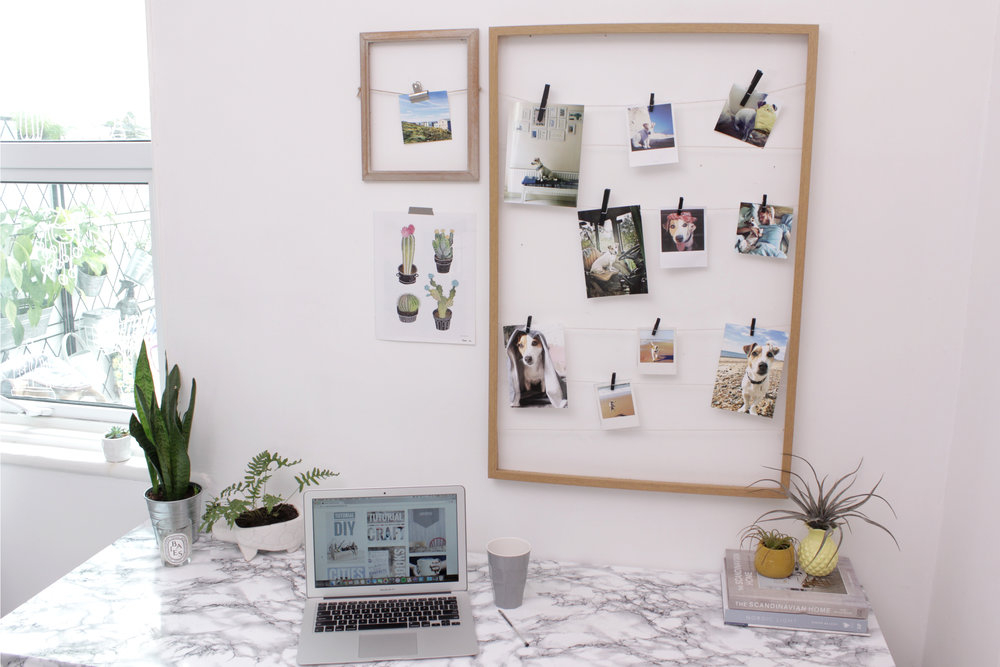The Scandinavian Home Book Review And Photo Frame Hack Hester S