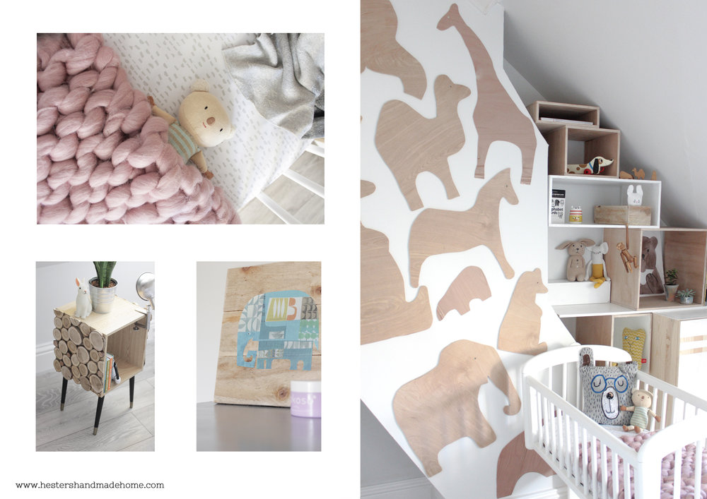 nursery reveal by www.hestershandmadehome.com