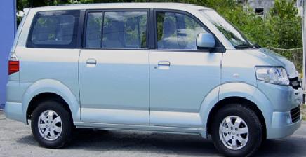 Barbados Van Rentals Apv Van From Top Car Rentals