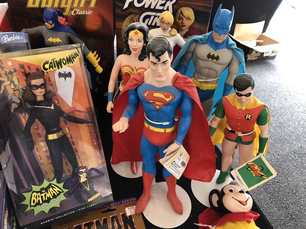 DC SUPERHEROS -