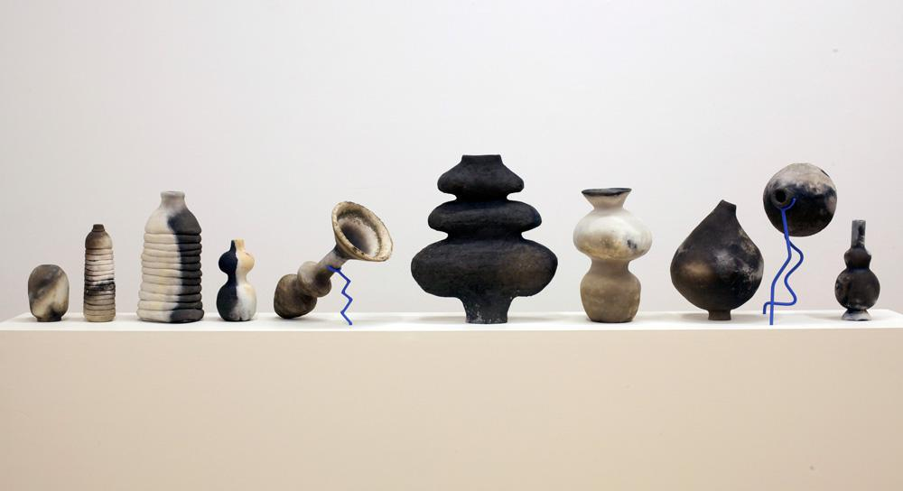 Maura Doyle,  Pot Experiments (2014)