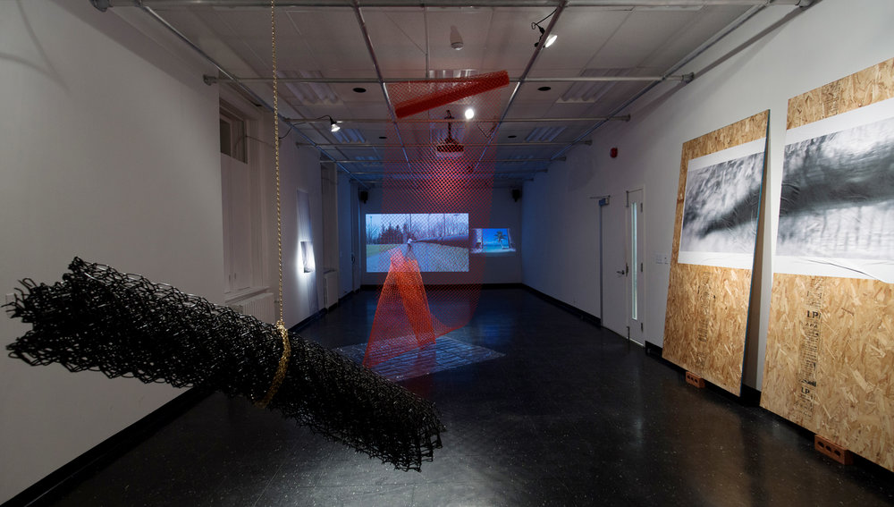 Mat O'Hara, multimedia installation