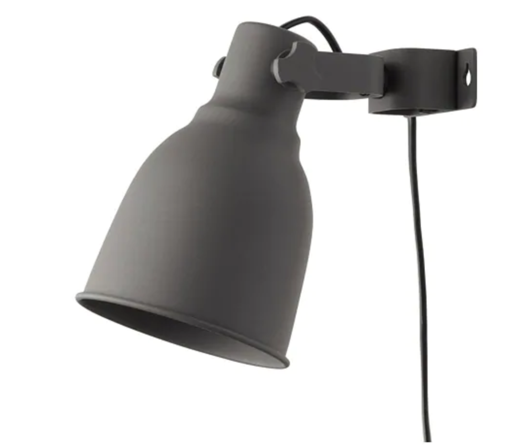 Additionally, I suggest a few of these for around the shelves for task lighting.