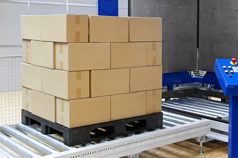 Pallet packing Pallet packing