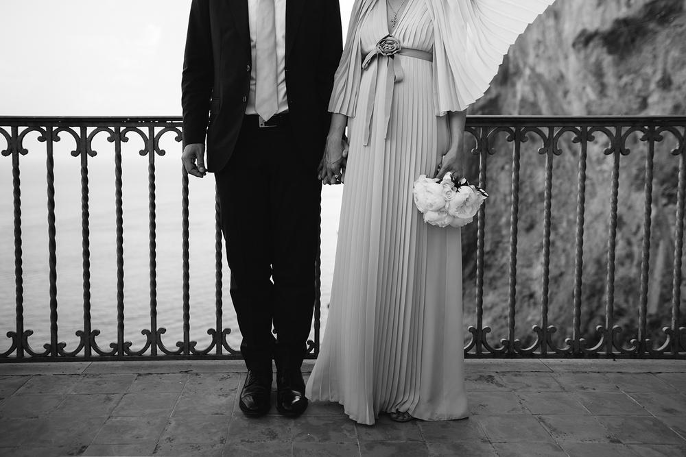 V+R Wedding on the Amalfi Coast