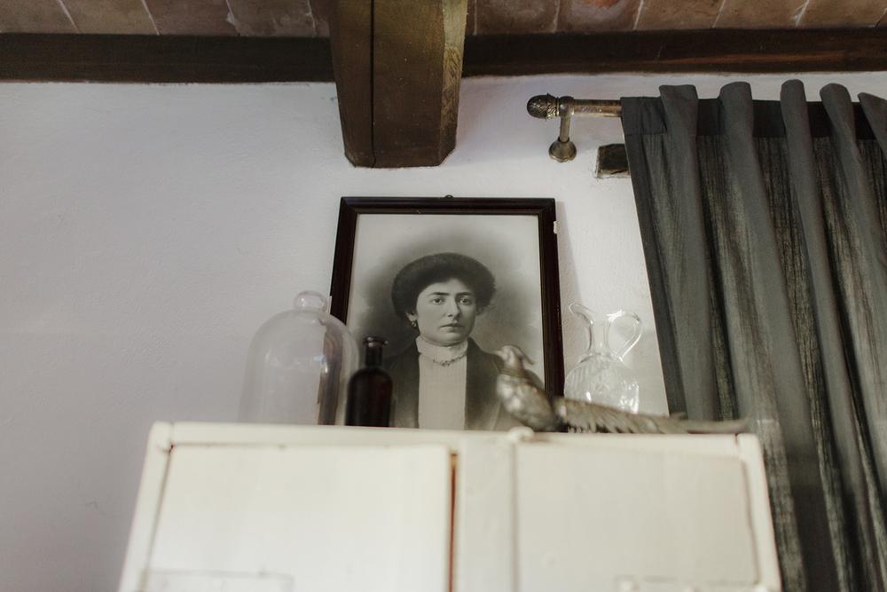 SANT'ANDREA IN VALSERANA Interior shoot